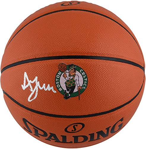 Al Horford Boston Celtics Autographed Logo Basketball - Fanatics Authentic Certified - Autographed Basketballs