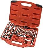 BikeMaster Tap and Die Wrench Set - SAE 31-40SAE