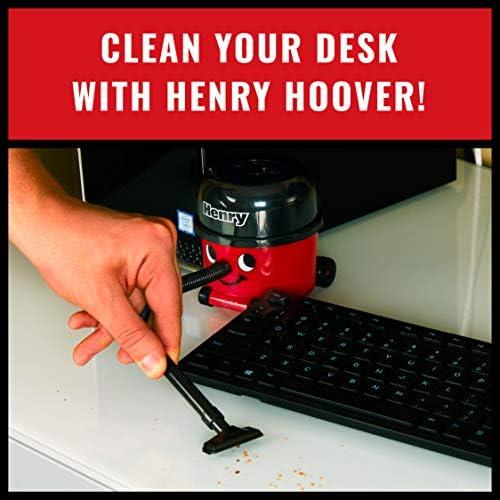 Paladone Henry Hoover Desk Vacuum-Novelty Desktop Cleaner