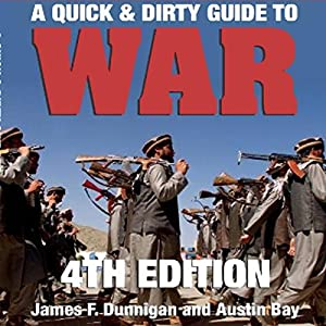 A Quick & Dirty Guide to War Audiobook