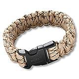 CRKT NEW – No Discount – Onion Para-Saw Bracelet, Large, Tan