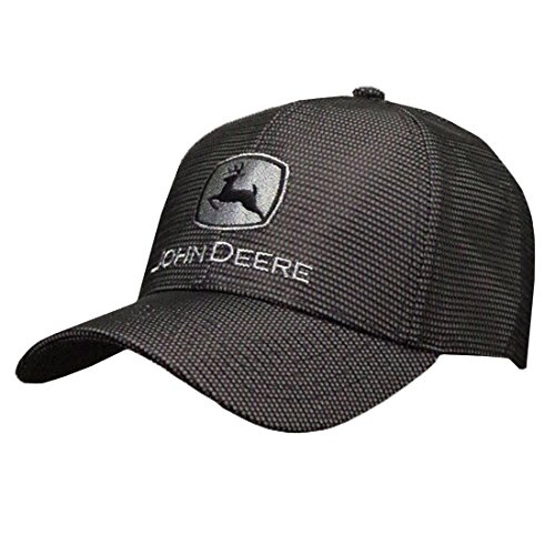 john-deere-gray-and-black-reflective-hat