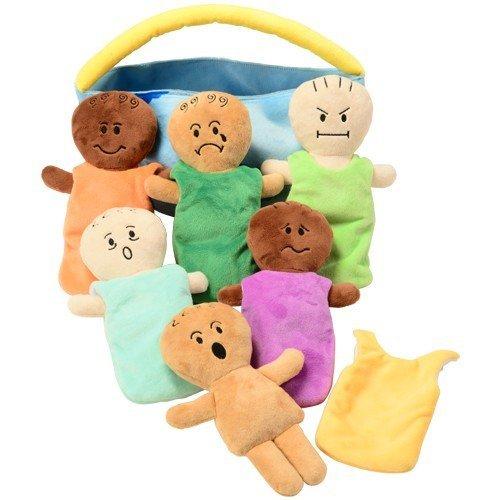 t Of 6 Super Soft Dolls ()