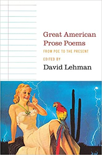 Image result for the great american prose poem