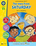 img - for The View From Saturday - Novel Study Guide Gr. 5-6 - Classroom Complete Press book / textbook / text book