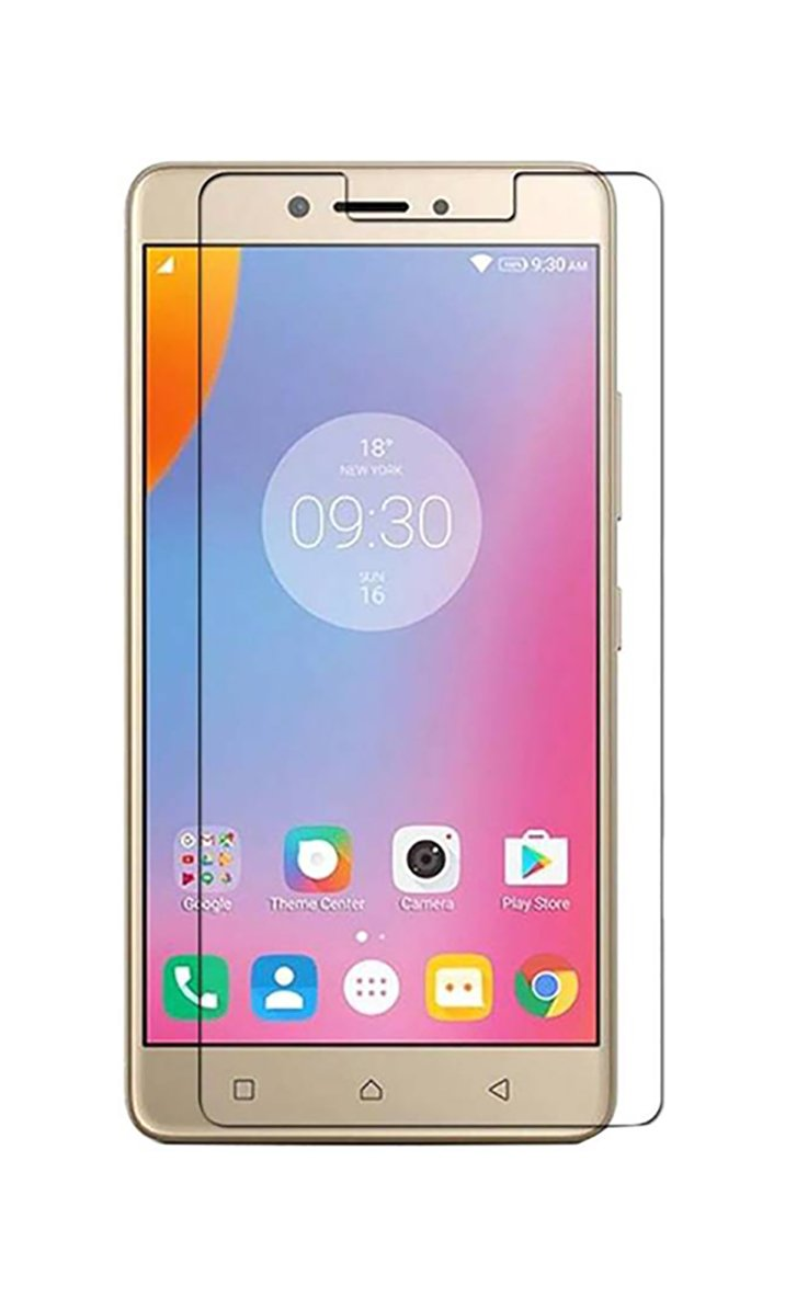 Tempered Glass for Lenovo K6 Note plus Mobilia USB Data Cable & OTG Cable