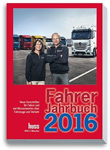 Fahrer-Jahrbuch 2016
