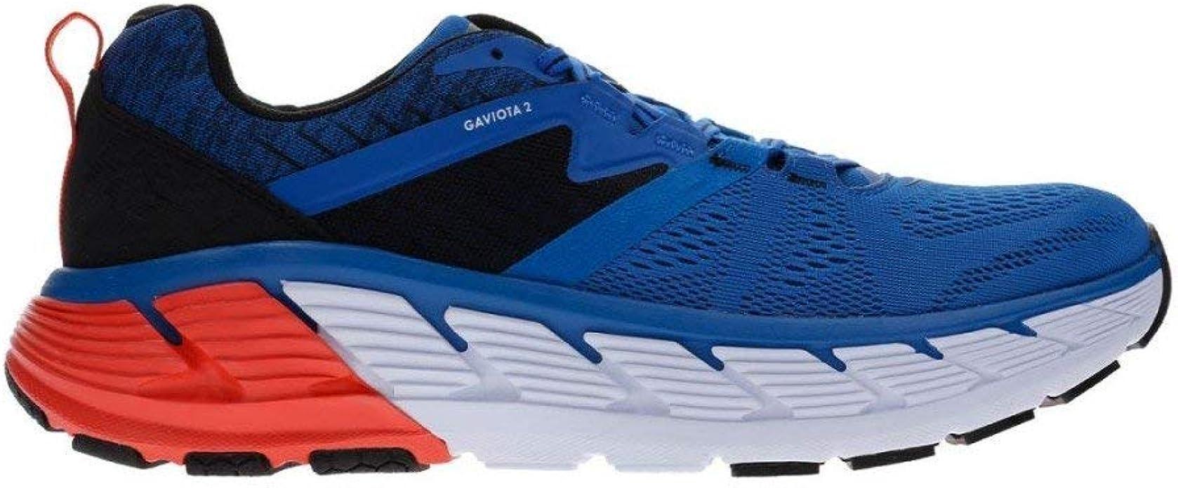 Hoka One - Gaviota 2 - Zapatillas de running para hombre, color Multicolor, talla 46 2/3 EU: Amazon.es: Zapatos y complementos