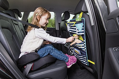 Lassig Kids Car Organizer  Wrap-to-Go Little Monsters Bouncing Bob by Lassig (Image #11)