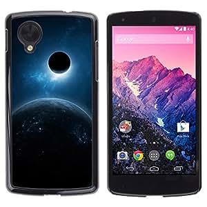 Stuss Case / Funda Carcasa protectora - The Raging Moon - LG Nexus 5 D820 D821