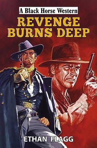 book cover of Revenge Burns Deep