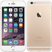 Apple iPhone 6 16 GB Unlocked, Gold (Renewed)