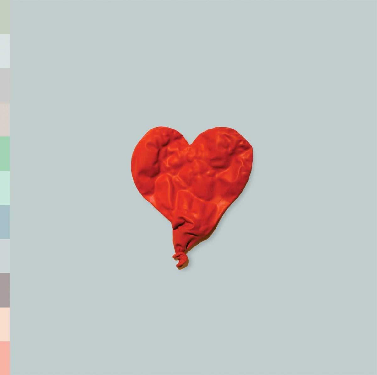 Kanye West - 808s & Heartbreak - Amazon.com Music