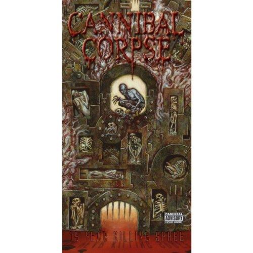 6bcf49cee89 Cannibal Corpse - 15 YEAR KILLING SPREE - Amazon.com Music