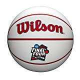 Wilson Sporting Goods NCAA Men's Final Four Official Autograph Basketball, Multi