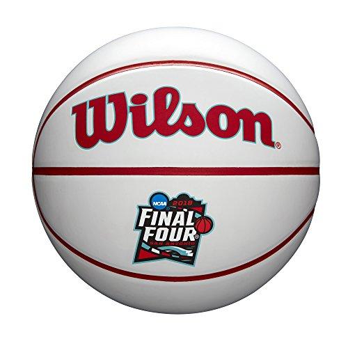 - Wilson Sporting Goods NCAA Men's Final Four Official Autograph Basketball, Multi