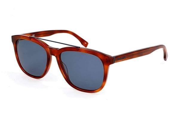 e8b7c9982587 Amazon.com  Lacoste Men s L822S Rectangular Sunglasses  Clothing