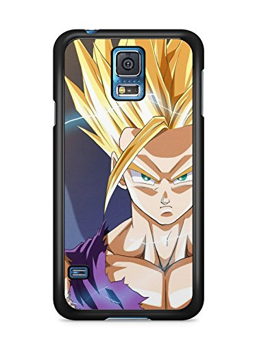 Coque Samsung Galaxy S5 MAF DBZ Dragon Ball Z Goku Saiyan God 02