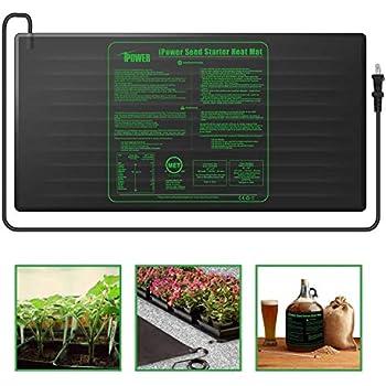 iPower Durable Waterproof Seedling Heat Mat 48