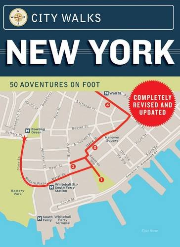 City Walks New York: 50 Adventures on Foot