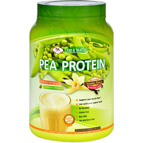 Olympian Labs Pea Protein Vnlla Lrge