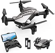 DEERC D20 Mini Drone for Kids with 720P HD FPV Camera Remote Control Toys Gifts for Boys Girls with Altitude H