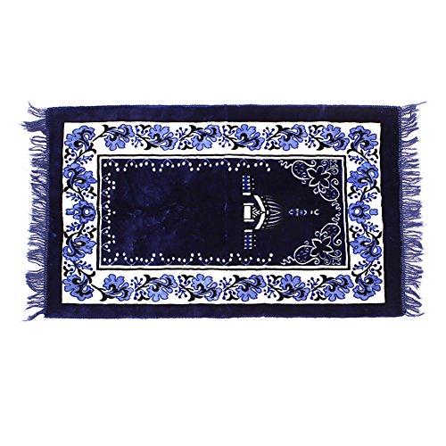 light blue prayer mat - 5