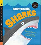 Surprising Sharks with Audio: Read, Listen, & Wonder