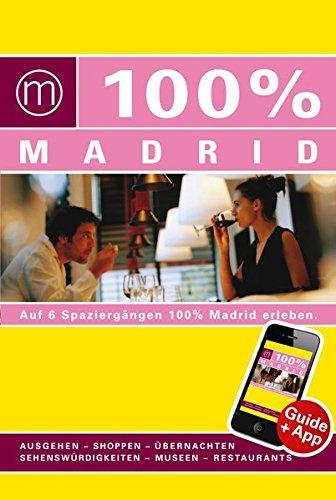 100% Cityguide Madrid inkl. App
