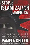Book cover from Stop the Islamization of America by Pamela Geller