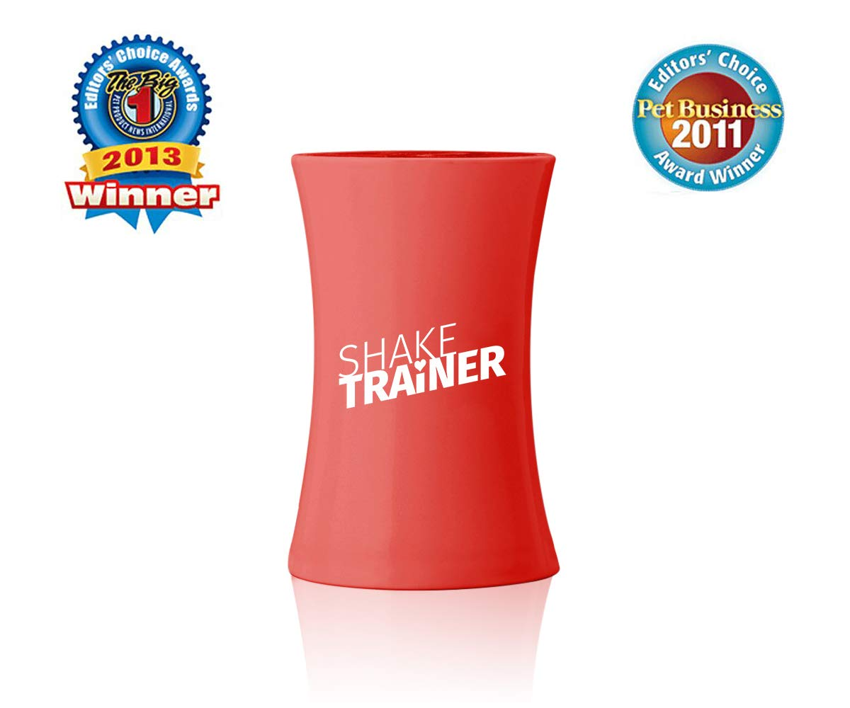 ShakeTrainer - The Complete Original Premium Humane Dog Training Kit with 5 Minute Instructional Video - Stops Your Dog's Bad Behaviors in Minutes Without Shocking or Spraying - Easy to Use by ShakeTrainer