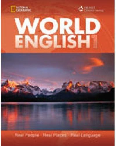 World English 1 with Student CD-ROM (World English: Real People, Real Places, Real Language)