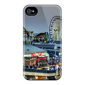 Iphone 6 Cases, Premium Protective Cases With Awesome Look - Santa Monica Pier