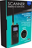 Whistler WS1088 Handheld Digital Scanner Radio Review and Comparison