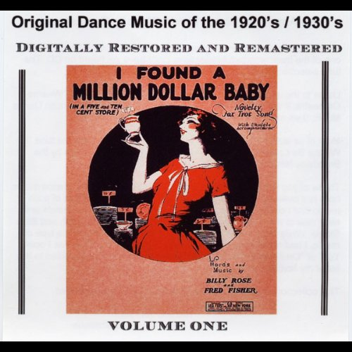 Original Dance Music Of The 1920's/1930's, Volume One by Swing Time Records