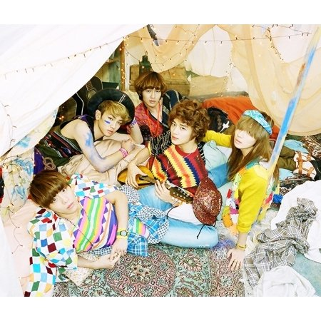 Price comparison product image SHINEE [ SHERLOCK ] Mini Album CD + Artbook + Photocard + Sticker K-POP Sealed