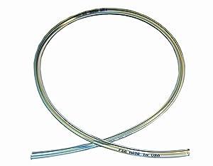 ATP Vinyl-Flex PVC Food Grade Plastic Tubing, Clear, 1-1/4