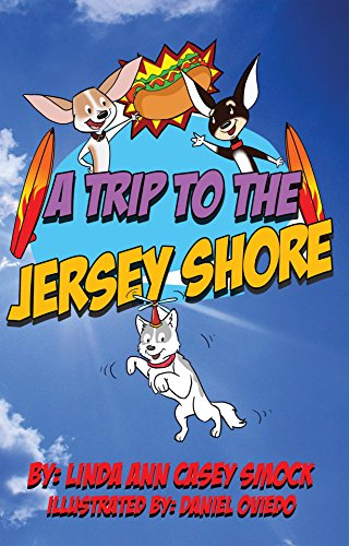 A Trip to the Jersey Shore (The Ringo Adventure Series Book 6)