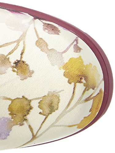Aigle Miss Juliette Print - botas de agua  hasta la rodilla botas Mujer Multicolore (Wildflower)