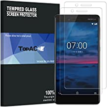 Nokia 8 Sirocco Screen Protector, TopACE Premium Quality Tempered Glass 0.3mm Film for Nokia 9 / Nokia 8 Sirocco (2 Pack)