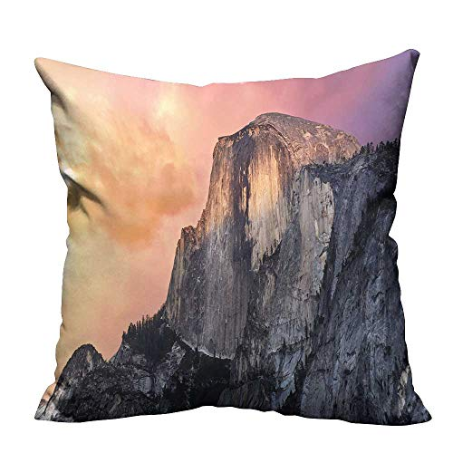 YouXianHome Throw Pillow Cover for Sofa OSX high Definition K Wallpaper Textile Crafts (Double-Sided Printing) 26x26 - Pillowcase Croscill