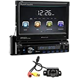 Planet Audio P9759B 7 In-Dash Monitor DVD Player w/Bluetooth/USB+Backup Camera
