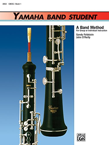 - Yamaha Band Student, Book 1: Oboe (Yamaha Band Method)