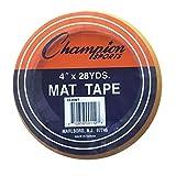 Champion Sports 4-Inch x 28-Yard Mat Tape