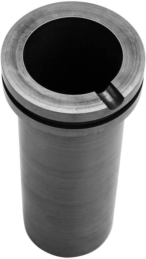 Tree2018 Graphite Crucible Silver Furnace Casting Mould Melt Jewelry Tools 1kg//2kg//3kg High Purity Graphite Crucible Melting Gold Copper