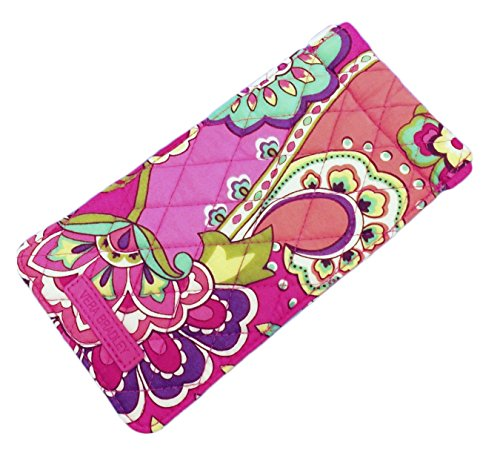 Vera Bradley Sunglass Sleeve in Pink Swirls