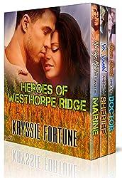 Heroes of Westhorpe Ridge: The E-Boxed Set