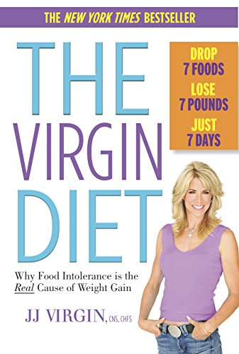The Virgin Diet: Drop 7 Foods, Lose 7 Pounds, Just 7 Days (Cheese Sauce With Water Instead Of Milk)