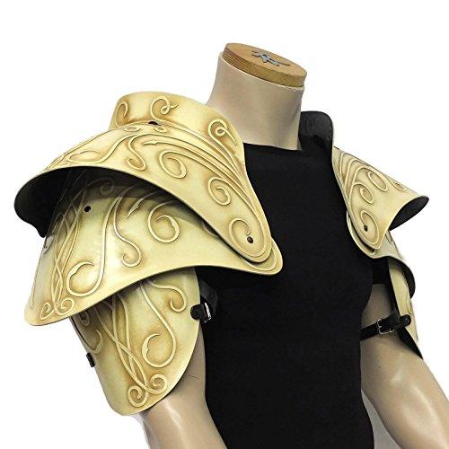 Citadel Fantasy LARP Armour Shoulders]()