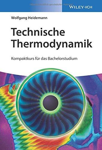 Technische Thermodynamik: Kompaktkurs für das Bachelorstudium buch ...